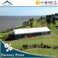 Wholesale A Frame Large Canopy Glass Wall Tents With Aluminum For Wedding And Church from china suppliers