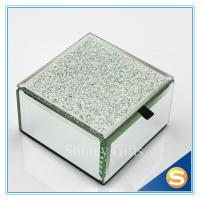 Wholesale Mirror Jewelry Box Wedding Favor Gift from china suppliers