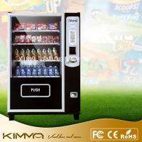 Wholesale Bulk candy / gumball / cool drinks Healthy Snack Vending Machines LED screen from china suppliers