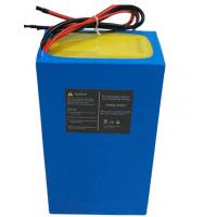 Wholesale Electric Bike lithium ion aa rechargeable battery 48v 20ah For High Capacity from china suppliers