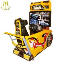Wholesale Hansel 42 LCD Car Racing Simulator Game Machine coin operated game machines for sale from china suppliers