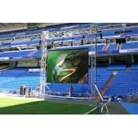 Wholesale P4.81mm Water Resistent Stadium LED Display video wall rental High Refresh Rate from china suppliers