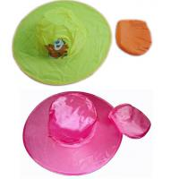 Wholesale Nylon 190T  foldable hats, cloth hats from china suppliers