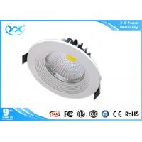 Wholesale 3W 6W 7W 9W 12W 15W Indoor LED Ceiling Downlights , recessed led down light COB from china suppliers