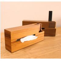 Wholesale High Quality Wooden Tissue Box for Household or Hotel from china suppliers