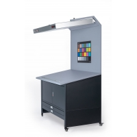 Wholesale TILO colorcontroller CC120-E 120cm large size color light table with drawers color light table box with D65&D50 light so from china suppliers
