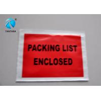 Wholesale Peal and Seal Packing List  envelope enclosed , Poly Mailing Bags from china suppliers