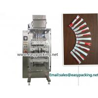 Wholesale Automatic multi lanes packinggranule packing machine/sugar stick packaging machine from china suppliers