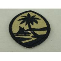 Wholesale Customized Police Embroidered Badge , Patches For Uniform from china suppliers
