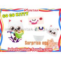 Wholesale Sour Fruit Taste Novelty Candy Toys Vitamin C Candies With Dress Up Sticker from china suppliers