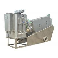 Wholesale SS304 Plate And Frame Filter Press For Effluent Treatment Plant In Food / Beverage from china suppliers