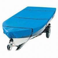 Buy cheap Fish boat cover, OEM orders are accepted, 18 to 20ft from wholesalers