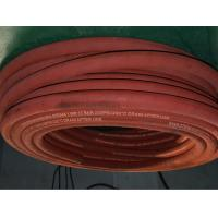 Quality High Pressure High Temperature Steam Rubber Hose 236 Degree for sale