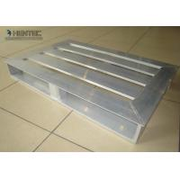 Wholesale Light Weight Slatted Aluminum Pallets For Storage / Warehouse , Aluminum Extrusion Profile from china suppliers