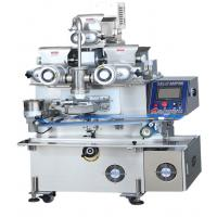 Wholesale Spiral Extruding Automatic Encrusting Machine 3.2Kw For Filled Cookies / Maamoul from china suppliers