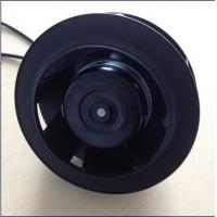 Wholesale SimilarEbm-Past EC Centrifugal Fans Air Purification 220mm Black from china suppliers