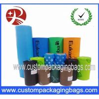 Wholesale Eco Friendly Disposable Dog Poop Bags In Roll Colorful from china suppliers