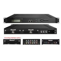 Wholesale 2 in 1 MEPG-2 H.264 HD Digital TV Encoder Input HDMI Output 2ASI or IP from china suppliers
