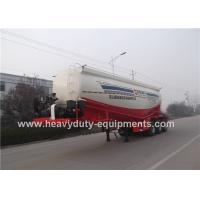 Wholesale Bulk cement semi trailer equipped with anti lock braking system from china suppliers