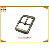 Wholesale Fashion Silver Plated Custom Zinc Alloy Metal Pin Belt Buckle / Tri Glide Buckle from china suppliers