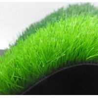 Wholesale PE Yarn Green Sports Artificial Grass , Football Synthetic Sports Turf 16800 Dtex from china suppliers