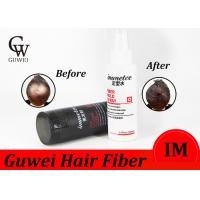 Wholesale Beauty Care Hair Loss Products Hair Fiber Spray Keratin Hair Treatment For Men from china suppliers
