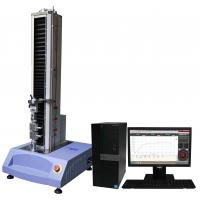 Wholesale Servo Control Electronic Universal Testing Machine 5KN Capacity ASTM D3330 from china suppliers