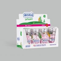 Buy cheap Christmas Sugar Free  Mint Candy , Vitamin C Chewable Tablets With Strawberry Flavor from wholesalers
