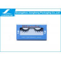 Wholesale Recyclable Custom Eyelash Boxes , False Eyelashes Packaging Box from china suppliers