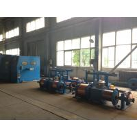 Wholesale Industrial Large Wire Bunching Machine For Bare Copper Wires , Tinned Wires from china suppliers