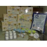 Wholesale Compressed Face Magic Coin Tissue , Travel Compressed Facial Napkins from china suppliers