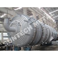 Wholesale Shell Tube Condenser Welding Lip Gasket Condenser / Heat Exchanger from china suppliers