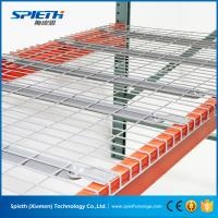 Wholesale Bulk storage galvanized wire mesh decking for warehouse storage system from china suppliers