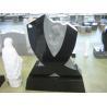 Buy cheap G603,shanxi black granite tombstone from wholesalers
