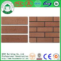 Quality No Falling Off Various Styles Thin Flexible Wall Tiles 3 - 5mm Thickness for sale