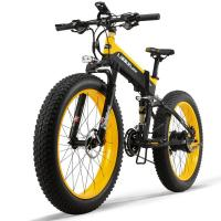 China Fat Tire Snow Pedal Assist Mountain Bike 26 Inch Labor Saving 48V 1000W on sale