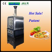 Buy cheap Double cooking room wood fired pizza oven from wholesalers