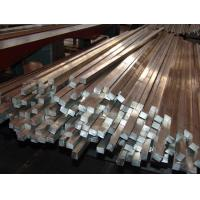 Wholesale Hot Rolled Carbon 303 Stainless Square Steel Rod , Metal Square Bar from china suppliers