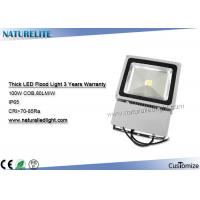 Wholesale Epistar Waterproof 100W Led Flood Light IP65 COB 85 - 265VAC For Factory Workshops from china suppliers