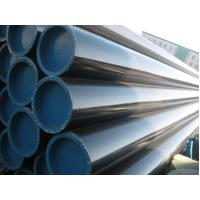 Wholesale Q195 - Q345 ERW Steel Pipe / HR Carbon Steel Pipe Welding In Electricity , Agriculture from china suppliers