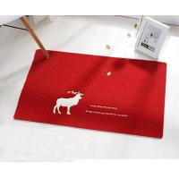 Wholesale New High Quality Machine Made Door Mat Custom Eco-Friendly Floor Mat With  PVC Backing from china suppliers