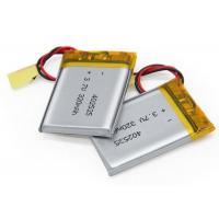 Wholesale Safety A Grade Quality 402535 3.7V Lipo 320mAh Lipo Rechargeable Battery from china suppliers
