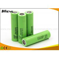 Wholesale Samsung 30B 3000mAh 3.7V Green rechargeable 18650 lithium ion batteries from china suppliers
