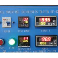 Quality 300W Electrical Appliance Tester Wall Mounting Secureness Tester HF-02 UL498 for sale