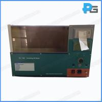Wholesale 100KV Dielectric Strength Indulating Oil tester according to ASTMD1816 and IEC60156 standard from china suppliers