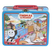 Wholesale Fabulous Metal Lunch Boxes With Plastic Handle And Lock For Kids from china suppliers