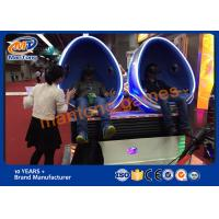 Wholesale Virtual Reality Products 9D VR Cinema White / Blue / Orange Color from china suppliers