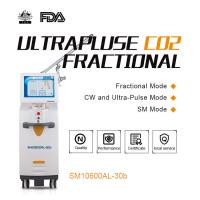 Wholesale Ultrapulse RF - Excited CO2 Fractional Laser Machine with Vaginal Function for Acne Scar Removal from china suppliers