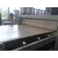 Wholesale Custom PVC Kitchen Cabinet Foam Board Production Line With PLC Cntrol System from china suppliers