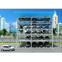 Wholesale Hot on Sale! 2-6 Layers Steel Structure Car Garage Car Parking System Puzzle Parking Lot from china suppliers